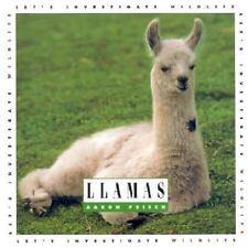 Llamas (Let's Investigate: Wildlife)