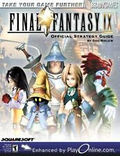 Final Fantasy IX Official Strategy Guide by Dan Birlew (2000, Paperback)