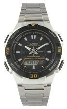 Casio Mens AQS800WD-1E Tough Solar 100M Led World Time Sports Watch AQ-S800WD