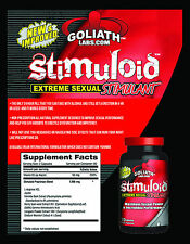 Stimuloid Male Enhancement Sex Drive Bigger Harder No/Hgh