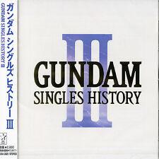 Gundam Singles History, Vol. 3 New CD