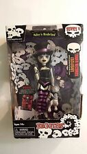 Begoths Bleeding Edge Goth  MALICE IN WONDERLAND  Series 4 Figure doll 2005 Rare