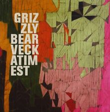 Grizzly Bear VECKATIMEST 180g +MP3s WARP RECORDS New Sealed Vinyl 2 LP