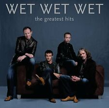 WET WET WET THE GREATEST HITS: CD ALBUM (2004)