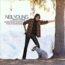 Neil Young & Crazy Horse - Everybody Knows This Is Nowhere CD 1987