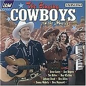 Various Artists - Singing Cowboys in the Movies (2001)