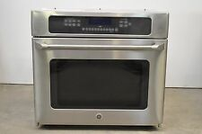 "GE Cafe Series CT918STSS 30"" Stainless Single Electric Wall Oven #2"