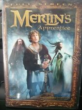Merlin's Apprentice (DVD, 2006, Full Frame) WORLDWIDE SHIP AVAIL!