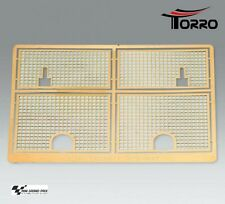 Torro Metal Protection grid Etched parts Set for Tank Tiger 1
