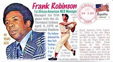 COVERSCAPE computer designed 40th anniversary manager Frank Robinson event cover