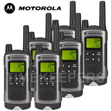 10Km Motorola TLKR T80 Walkie Talkie Two Way PMR 446 Security Leisure Radio Six