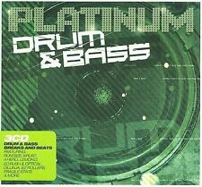 Platinum Drum And Bass [Box] by Various Artists (CD, Oct-2004, 3 Discs, Dynamic/