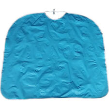 Large adult dribble bib (blue)