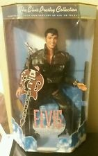 Elvis Presley Collection Doll 1998 Mattel 30th Anniversary 1968 TV Special Music
