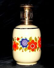 COLLECTOR Antique French Lampe Berger Porcelain REVOL SG FLOWER FRAGRANCE France