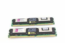 Genuine Kingston 8GB (2x4GB) KTD-WS667/8G DDR2 667MHz PC2-5300F Server Memory