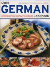 Classic German Cookbook: 70 traditional recipes from Germany, Austria, Hungary a