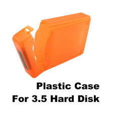 """3.5""""Dust-proof Protect Box Case SATA IDE HDD Hard Drive Disk Anti-Static Storage"""