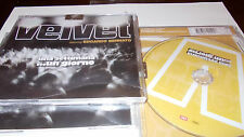 "VELVET Feat. EDOARDO BENNATO - UNA SETTIMANA... UN GIORNO ""1 Cd Single ..... New"