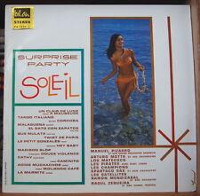"""""""SURPRISE PARTY """"SOLEIL""""  SEXY COVER LP BEL AIR"""