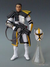 STAR WARS YELLOW ARC TROOPER ORDER 66 30TH ANNIVERSARY SITH CLONE ROTS TAC LOOSE