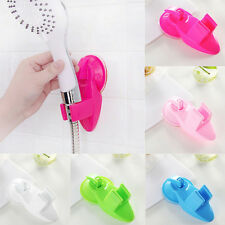 1x Bathroom Suction Cup Powerful Suction Shower Head Holder Bracket Bath
