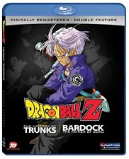 Dragon Ball Z Double Feature: The History of Trunks / Bardock [Blu-ray]...NEW