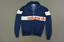 ADIDAS Originals Vintage Retro TRACKSUIT TOP Oldschool 1980s SIZE M-L (adults)