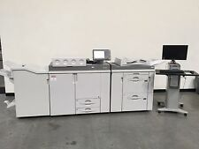 Ricoh Pro C901 C901S color copier - Only 1.6 mil copies - 90 page per min color
