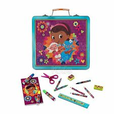 SFK Disney Doc McStuffins Tin Art Case Set