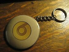 Dr. Dre Beats Keychain - Repurposed Advertisement Backpack Purse Clip Ornament