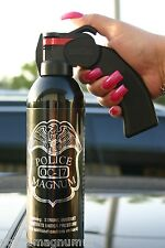 POLICE MAGNUM MACE PEPPER SPRAY 16oz  PISTOL GRIP FOGGER UNIT Self Defense