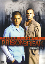 Prison Break : Saison 1 - Partie 1 (3 DVD)