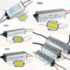 High Power 10W 20W 30W 50W 100W Waterproof LED Driver Supply orLED SMD Chip Bulb