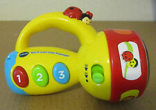 VTECH SPIN AND LEARN COLORS FLASH LIGHT