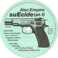 Alec Empire – SuEcide (Pt.1) *** Oldskool - Vinyl - Hardcore - Jungle - Rave ***