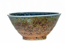"Japanese Donburi Rice Bowl 5"" Diameter Decorative Glazed Bowl"
