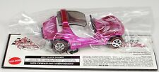 Hot Wheels 8th Nationals Sand Crab Red Line Club Pink Party Car Mint