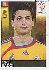 N°317 VIGNETTE PANINI RADOI ROMANIA EURO 2008  STICKER