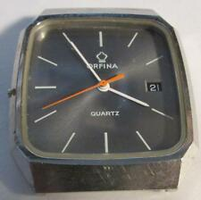 Orfina Quartz hourwork / watch - for parts or repair only, Inventory #73C