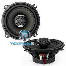 "FOCAL IC-130 5.25"" 120W RMS 2-WAY ALUMINUM TWEETERS COAXIAL CAR SPEAKERS NEW"