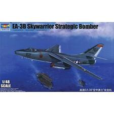 NEW Trumpeter 1/48 EA-3B Skywarrior Strategic Bomber 2871
