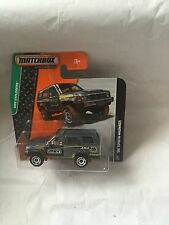 MATCHBOX 85 TOYOTA 4RUNNER NEU NEW OVP SHORT CARD 37/120