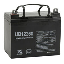 UPG UB12350 12V 35Ah PRIDE Victory AGM1234T Scooter Replacement Battery