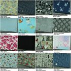 100% Cotton Fabric Remnants, End of Rolls, Clearance, Scraps High Quality metre