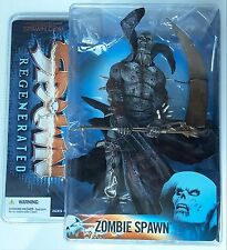 McFARLANE'S ZOMBIE SPAWN REGENERATED Mint HORROR Comic ACTION FIGURE SERIES 28
