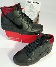 Nike Dunk CMFT PRM QS COFFIN HALLOWEEN PACK 716714-003 sz 9 NEW