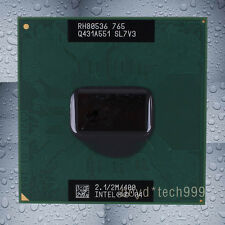 Intel Pentium M 765 CPU Processor SL7V3 2.1 GHz 400 MHz Socket 479