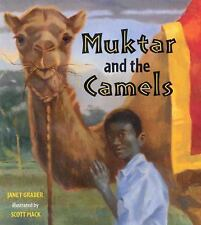 Muktar and the Camels, Janet Graber, Good Condition, Book