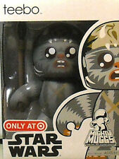 STAR WARS MIGHTY MUGGS Collection__TEEBO Vinyl figure__Exclusive Limited Edition
